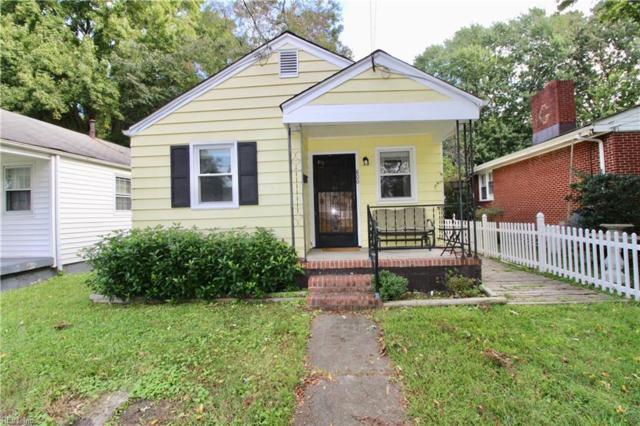 800 Teach St, Hampton, VA 23681 (#10223641) :: Reeds Real Estate
