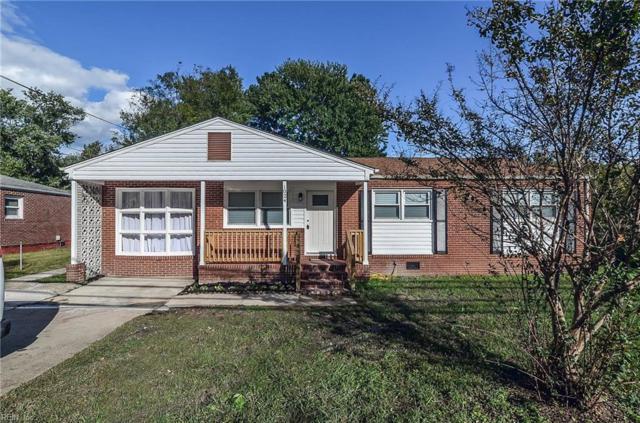 1024 Aberdeen Rd, Hampton, VA 23666 (#10223681) :: Abbitt Realty Co.