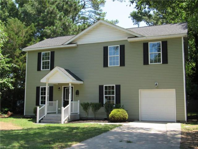 8012 Simons Dr, Norfolk, VA 23505 (#10223833) :: The Kris Weaver Real Estate Team