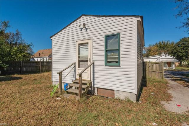 1214 Portsmouth Blvd, Portsmouth, VA 23704 (#10223926) :: Berkshire Hathaway HomeServices Towne Realty