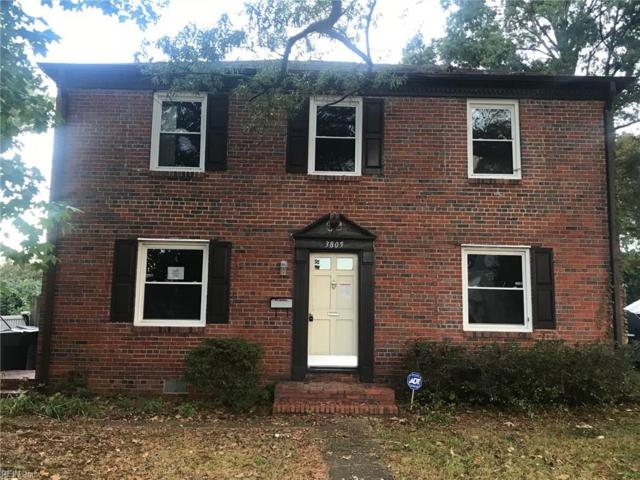 3805 Stratford Rd, Hampton, VA 23669 (#10224068) :: Abbitt Realty Co.