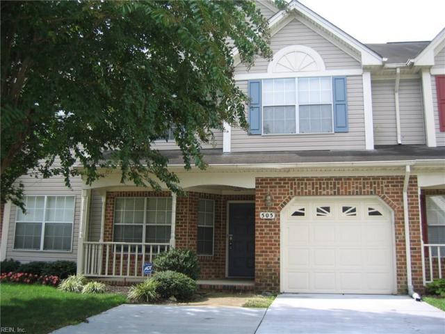 505 S Lake Cir, Chesapeake, VA 23322 (#10224131) :: The Kris Weaver Real Estate Team