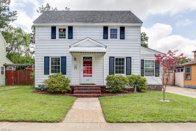 20 Burtis St, Portsmouth, VA 23702 (#10224238) :: The Kris Weaver Real Estate Team