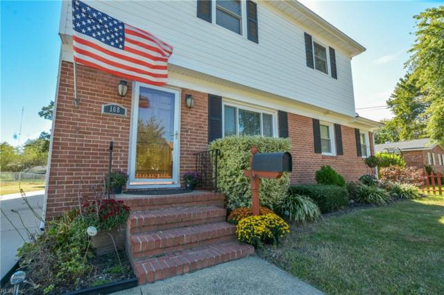168 Beach Rd, Hampton, VA 23664 (#10224246) :: Berkshire Hathaway HomeServices Towne Realty