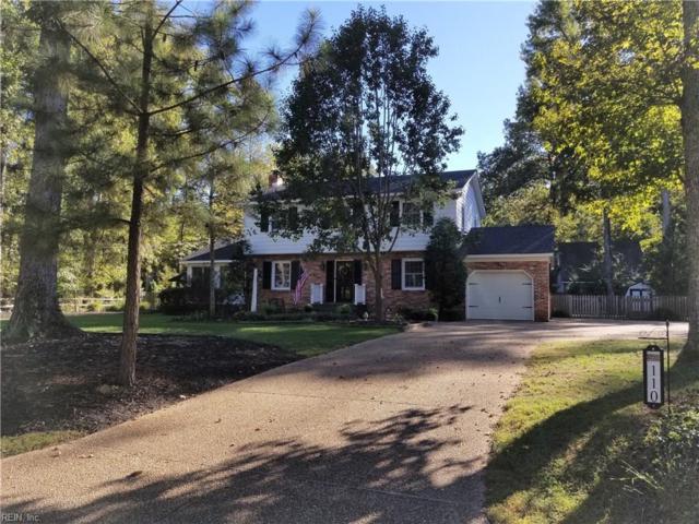 110 Argall Town Ln, James City County, VA 23185 (#10224249) :: Abbitt Realty Co.