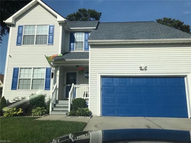 609 Ray Ave, Chesapeake, VA 23320 (#10224264) :: Atkinson Realty