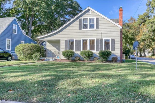 219 Cherokee Rd, Hampton, VA 23661 (#10224344) :: Berkshire Hathaway HomeServices Towne Realty