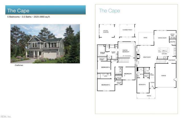 1405 Waltham Ln, Newport News, VA 23608 (#10224376) :: Atlantic Sotheby's International Realty