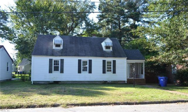 4115 Race St, Portsmouth, VA 23707 (#10224389) :: Green Tree Realty Hampton Roads