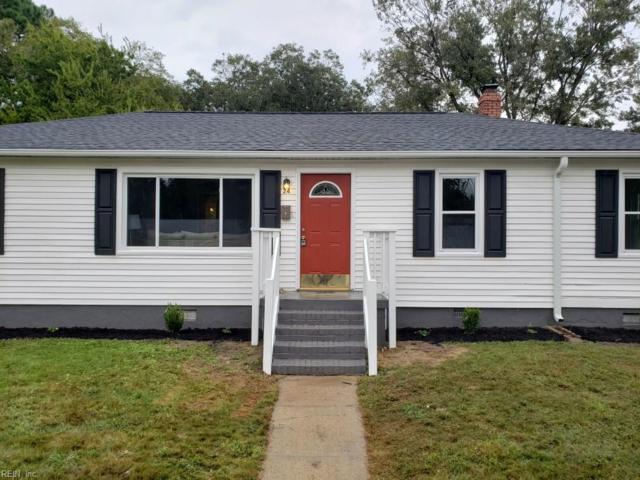 24 Westminister Ave, Hampton, VA 23666 (#10224507) :: Green Tree Realty Hampton Roads