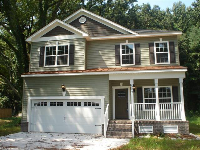 408 Hobson Ave, Hampton, VA 23661 (MLS #10224523) :: AtCoastal Realty