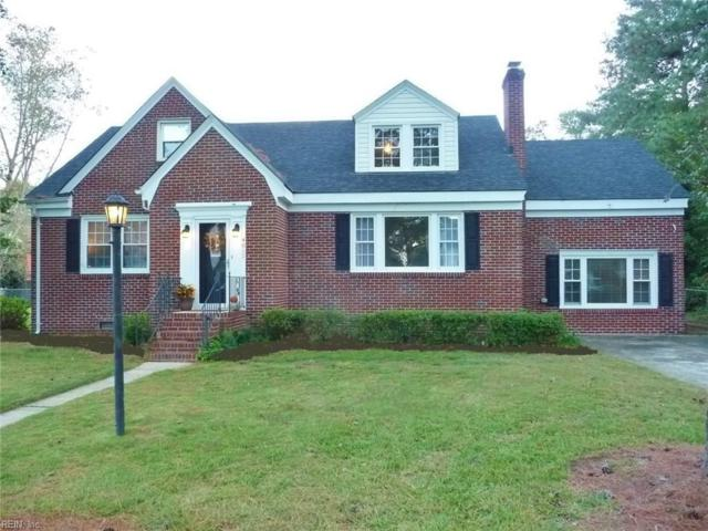 4617 Wake Forest Rd, Portsmouth, VA 23703 (#10224575) :: Berkshire Hathaway HomeServices Towne Realty
