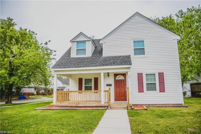 57 Bainbridge Ave, Portsmouth, VA 23702 (MLS #10224619) :: AtCoastal Realty