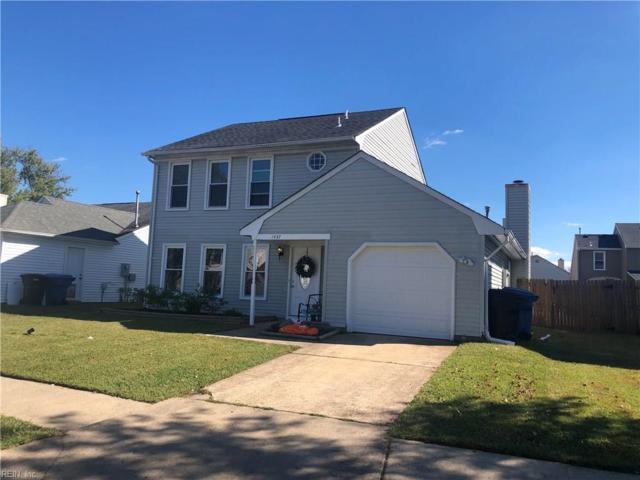 1437 Collingswood Trl, Virginia Beach, VA 23464 (#10224626) :: Berkshire Hathaway HomeServices Towne Realty