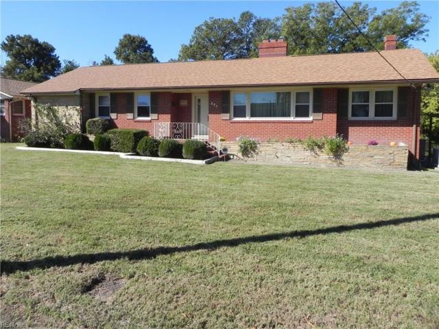 207 Walnut St, Suffolk, VA 23434 (#10224677) :: Coastal Virginia Real Estate