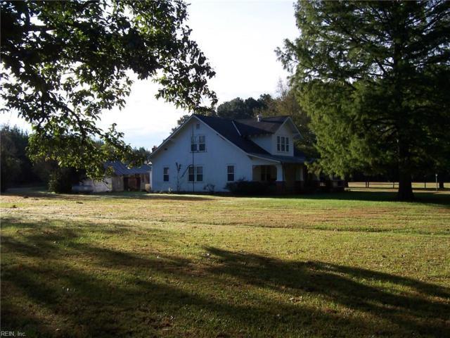 7299 Coppahaunk Ave, Sussex County, VA 23890 (#10224728) :: Coastal Virginia Real Estate