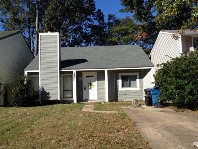 1453 Bridle Creek Blvd, Virginia Beach, VA 23464 (#10224756) :: Coastal Virginia Real Estate