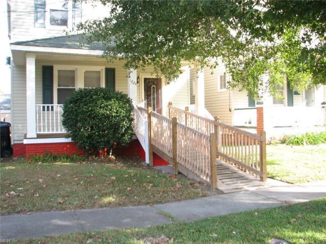 1624 Mcdaniel St SW, Portsmouth, VA 23704 (#10224832) :: Abbitt Realty Co.