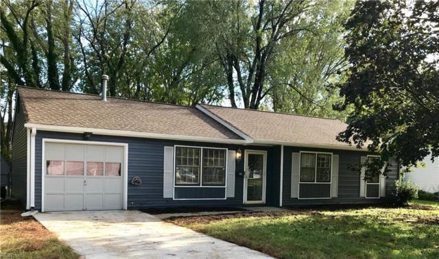 122 Clipper Dr, Newport News, VA 23602 (#10224845) :: Berkshire Hathaway HomeServices Towne Realty