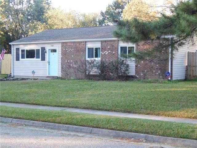 3320 Stilworken Dr, Chesapeake, VA 23321 (#10224898) :: Abbitt Realty Co.