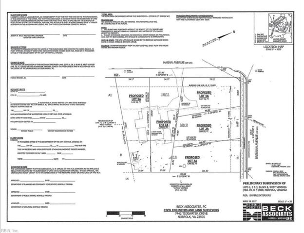 814 Hagan Ave, Norfolk, VA 23502 (MLS #10224899) :: AtCoastal Realty