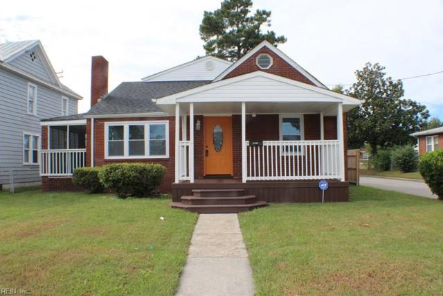 2606 Peach St, Portsmouth, VA 23704 (#10224904) :: Abbitt Realty Co.