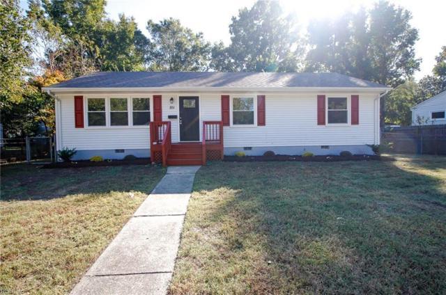 851 Berkshire Ter, Hampton, VA 23666 (MLS #10224905) :: AtCoastal Realty