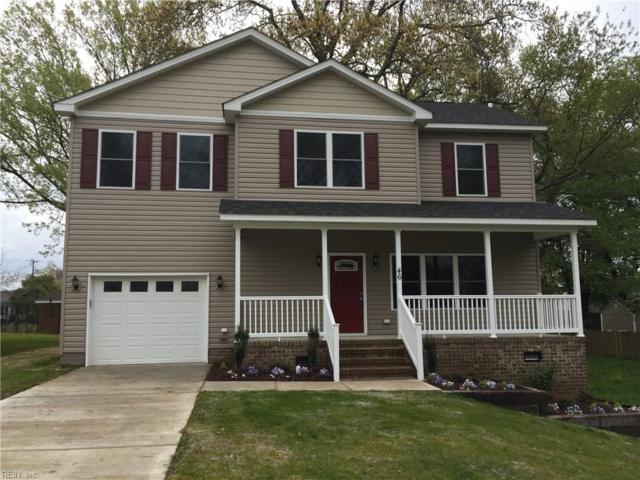 46 Franklin Rd, Newport News, VA 23601 (#10225021) :: Abbitt Realty Co.