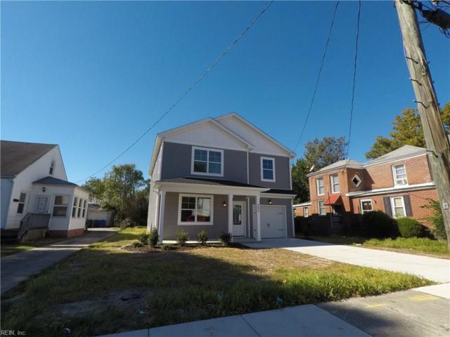 205 Wellons St, Suffolk, VA 23434 (#10225106) :: Abbitt Realty Co.