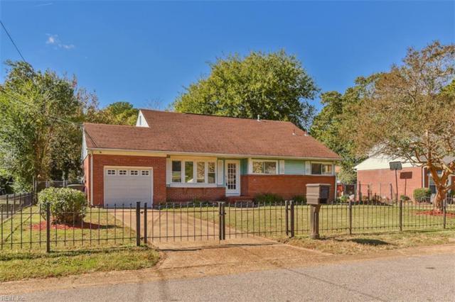 421 Saddle Rock Rd, Norfolk, VA 23502 (MLS #10225164) :: Chantel Ray Real Estate