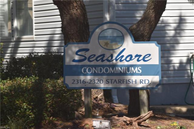 2320 Starfish Rd #104, Virginia Beach, VA 23451 (#10225231) :: Abbitt Realty Co.