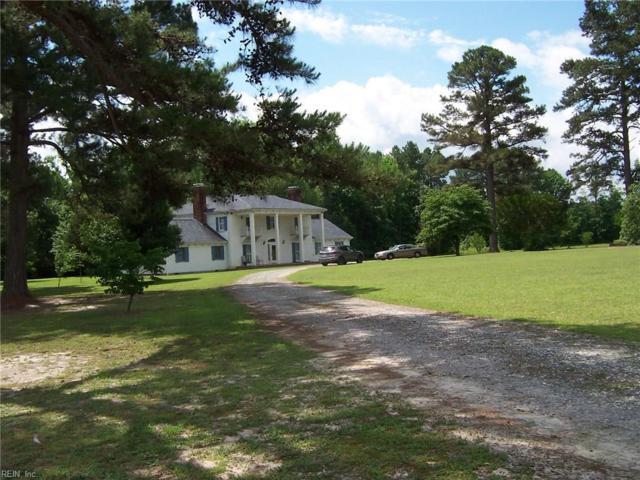 21122 Cabin Point Rd, Sussex County, VA 23842 (#10225306) :: Coastal Virginia Real Estate