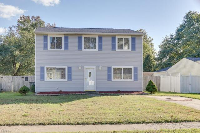 1413 Crispell Ct, Hampton, VA 23666 (MLS #10225323) :: AtCoastal Realty