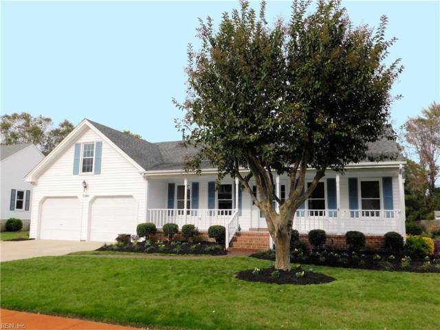1440 Hunningdon Woods Blvd, Chesapeake, VA 23320 (#10225341) :: Abbitt Realty Co.