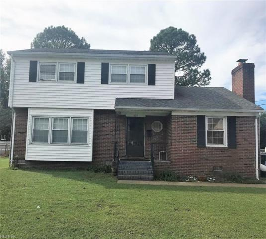 107 Hilda Cir, Hampton, VA 23666 (#10225345) :: Abbitt Realty Co.