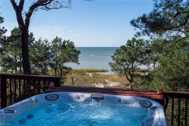 14388 Hungars Beach Rd, Northampton County, VA 23347 (#10225365) :: Chad Ingram Edge Realty