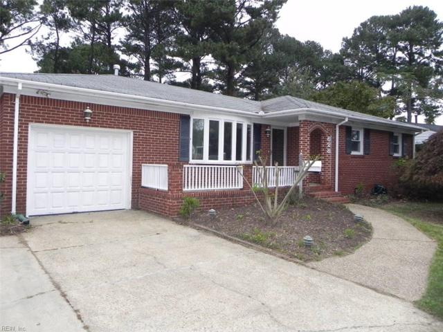 628 Hoffman Ave, Chesapeake, VA 23325 (#10225381) :: Coastal Virginia Real Estate