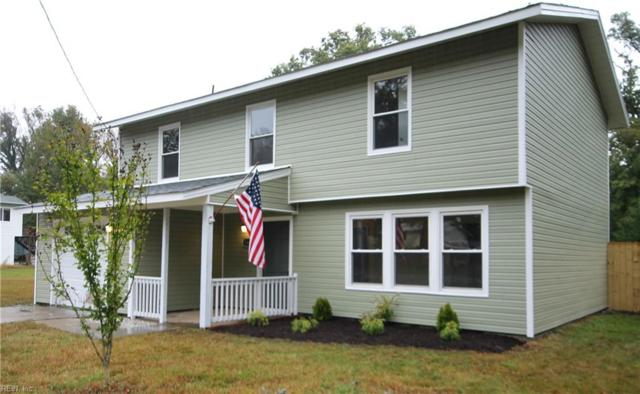 1447 Culpepper Ave, Chesapeake, VA 23323 (#10225482) :: Abbitt Realty Co.