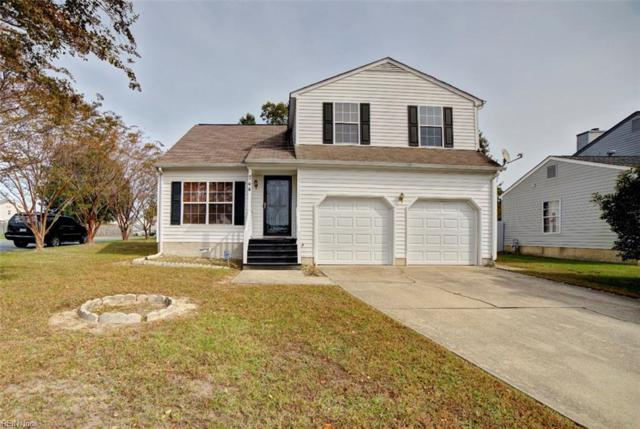 744 Trails Ln, Newport News, VA 23608 (#10225605) :: Abbitt Realty Co.