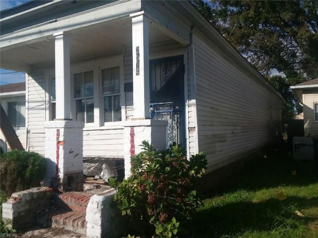 2514 Chestnut St, Portsmouth, VA 23704 (MLS #10225700) :: AtCoastal Realty