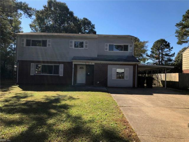 4105 Rundel Ln, Virginia Beach, VA 23452 (#10225776) :: Abbitt Realty Co.