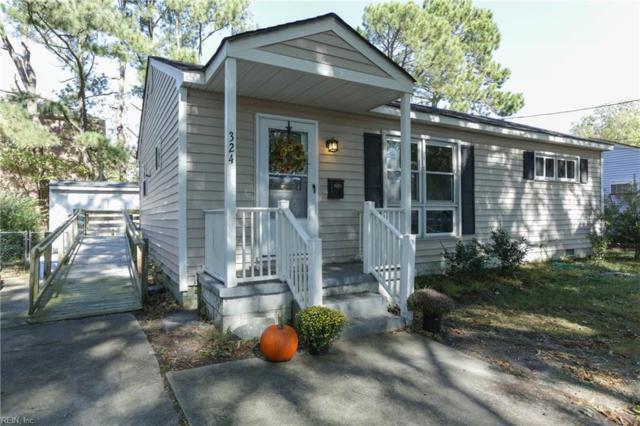 324 Rogers Ave, Norfolk, VA 23505 (#10225833) :: Austin James Real Estate
