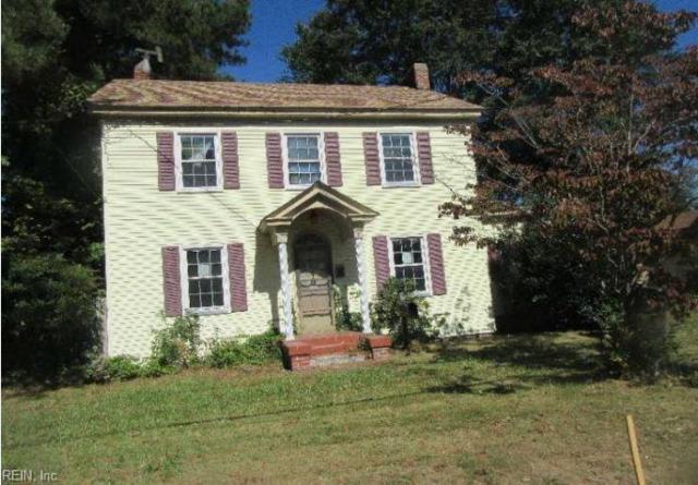 101 Franklin Ave, Portsmouth, VA 23702 (#10225929) :: Coastal Virginia Real Estate