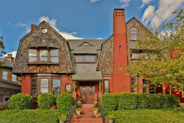 436 Mowbray Arch, Norfolk, VA 23507 (#10226174) :: Coastal Virginia Real Estate