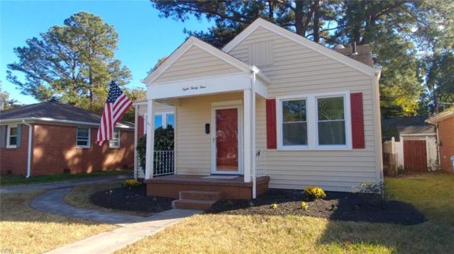 834 Orville Ave, Chesapeake, VA 23324 (#10226220) :: Atkinson Realty