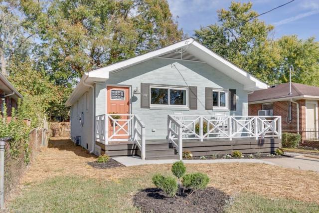 116 W Kelly Ave, Hampton, VA 23663 (#10226263) :: Abbitt Realty Co.