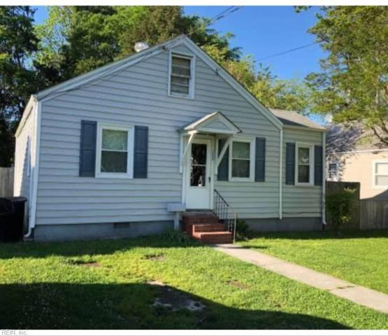 2636 Barclay Ave, Portsmouth, VA 23702 (#10226351) :: Coastal Virginia Real Estate