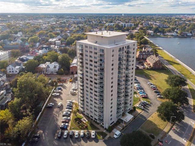 1 Crawford Pw #1003, Portsmouth, VA 23704 (#10226378) :: Coastal Virginia Real Estate