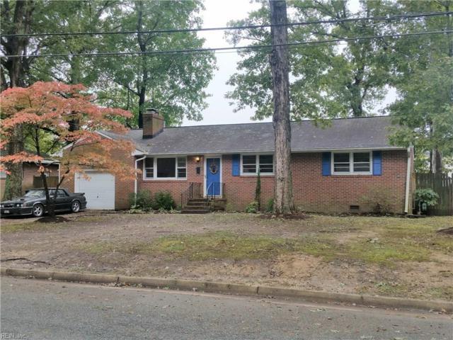 119 Nicewood Dr, Newport News, VA 23602 (#10226384) :: Abbitt Realty Co.