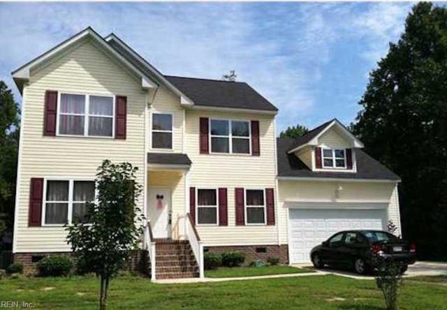 29447 Creekside Ln, Southampton County, VA 23837 (#10226386) :: Atkinson Realty